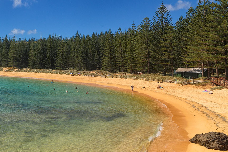 Norfolk Island Holidays Fact File